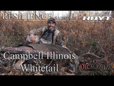 CHASSE AUX CHEVREUILS - RÉSILIENCE S.2.6 - Campbell Illinois Whitetails