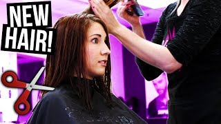 Cutting My Hair Before The Baby Comes!