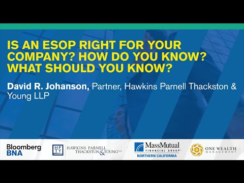 Is an ESOP Right for Your Company?