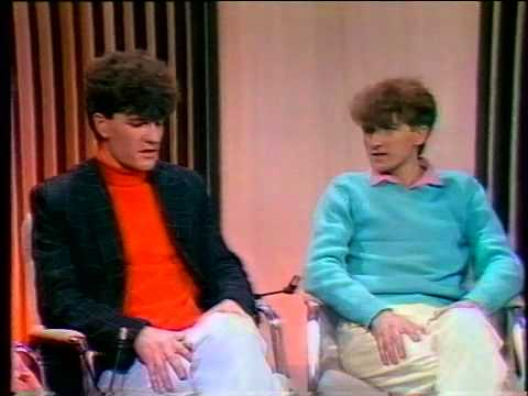Tim & Neil Nightmoves Interview '81