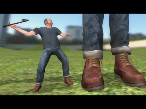 THE SHRINK RAY GUN | Gmod Sandbox Fun from YouTube · Duration:  9 minutes 35 seconds