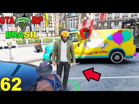 GTA 5 ROLEPLAY BRASIL - ME TIROU DO SÉRIO ESSE CARA ! - (5ª TEMPORADA EP 62) thumbnail