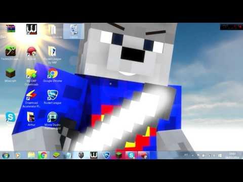 Como Baixar: Minecraft Pirata (Shiginima Launcher v.3000)