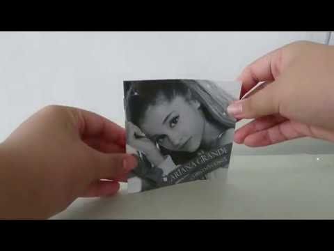UNBOXING: Ariana Grande - Christmas Kisses EP CD (JAPAN-ONLY RELEASE)
