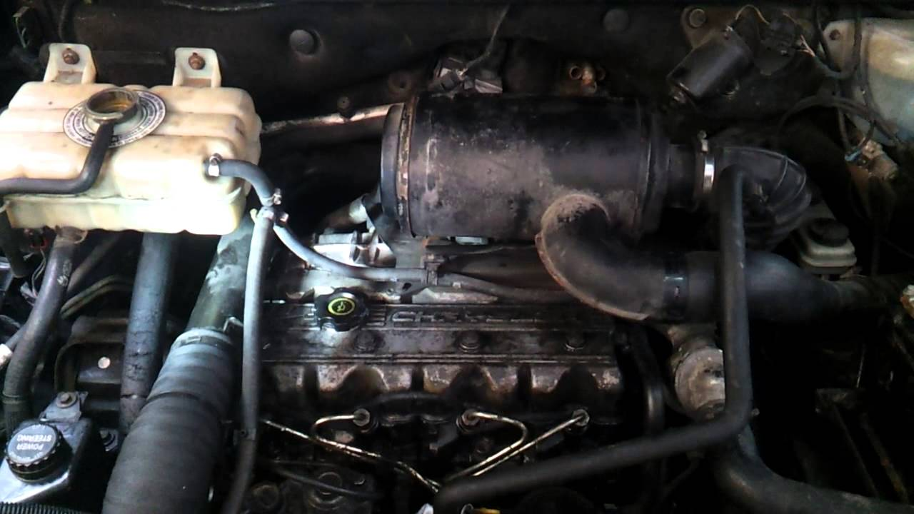 chrysler pompe injection termin youtube