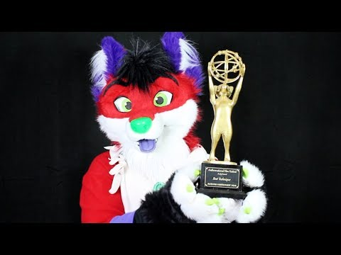 I Won An Award at a Furry Film Festival