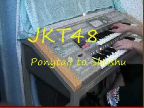 JKT48 - Ponytail to Shushu Cover