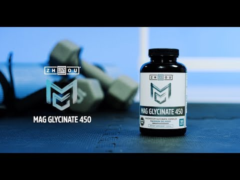 Mag-Glycinate 450: The Superior Magnesium Supplement