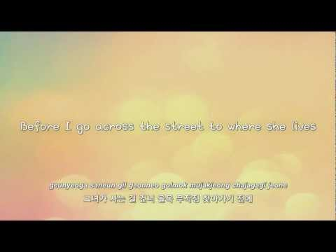 Super Junior- 해바라기 (Sunflower) Lyrics [Eng. | Rom. | Han.]