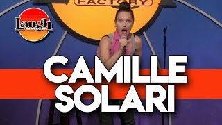 Camille Solari | Homeless People in LA | Laugh Factory Stand Up Comedy