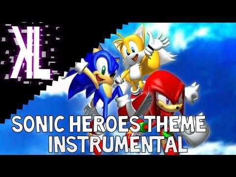 Sonic Heroes Theme - Instrumental