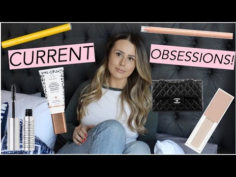 MY CURRENT LIFESTYLE FAVORITES! | BEAUTY, FASHION, ANXIETY