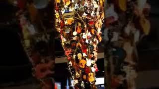 POP MUSEUM: Guitar Tornado - Seattle Washington