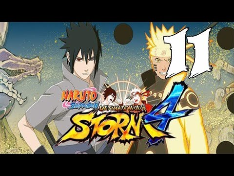 Naruto Ultimate Ninja Storm 4 - Walkthrough Part 11: Ten Tails Jinchuriki