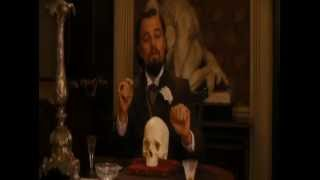 Leonardo DiCaprio Injures Himself During Django Scene