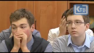 """""""УРОК МУЖЕСТВА"""" В ШКОЛЕ №10"""