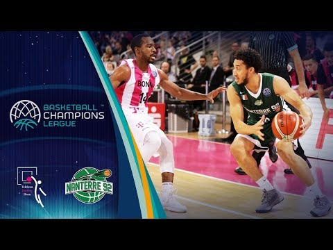 Telekom Baskets Bonn v Nanterre 92 - Highlights - Basketball Champions League
