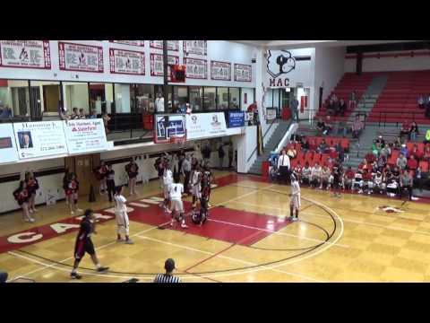 Mineral Area College Mens Basketball vs North Central