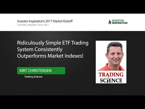 Ridiculously Simple ETF Trading System Consistently Outperforms Market Indexes! | Kirt Christensen