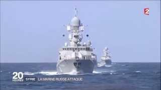 SYRIE : 26 MISSILES DE CROISIERE