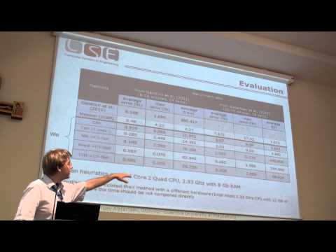 ICAPS 2013: Sergey Alatartsev - Constricting Insertion Heuristic for Traveling Salesman Problem ...