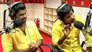 RJ Rajesh and RJ Shifin in RED FM