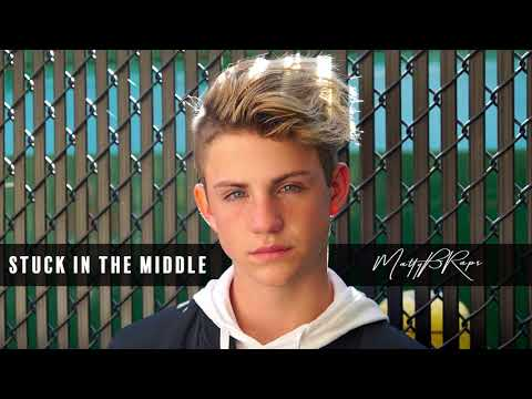 MattyBRaps - Stuck In The Middle (Audio Only)