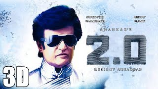 2.0(3D) Official Teaser On | Rajinikanth | Akshay Kumar | AR Rahman | Shankar