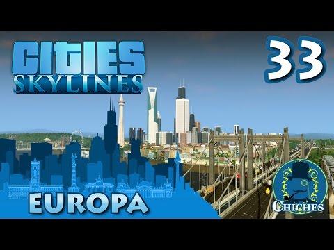 Cities Skylines - Europa - #33 en español