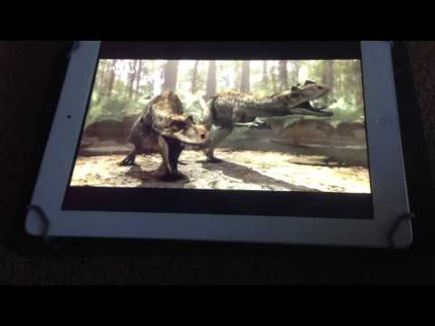 Ceratosaurus female and male sounds