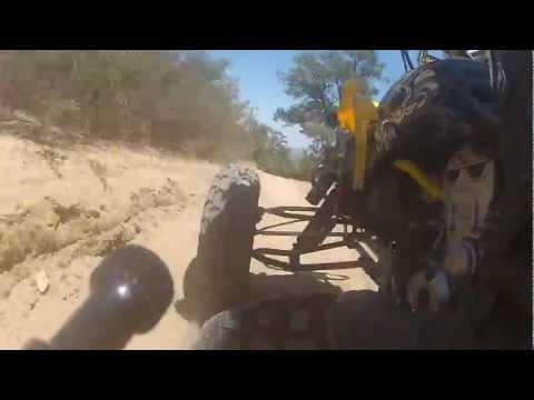 Gorman YFZ450 Tataviam Trail Ride