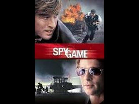 Spy Game 2001 /  Robert Redford, Brad Pitt, Catherine McCormack Movies FULL