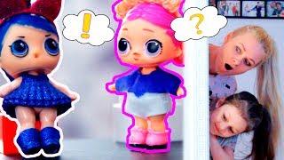 Куклы Лолы разговаривают. Веселое детское видео для детей детский канал Mia Room Show