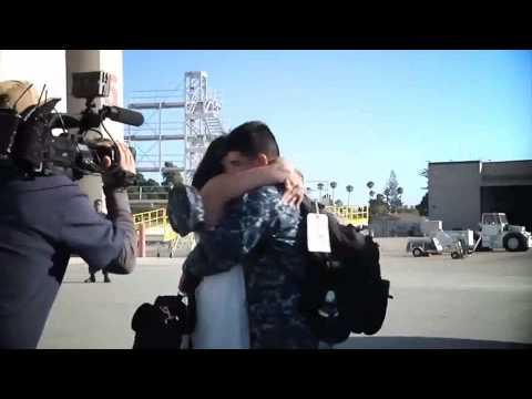 USS Freedom (LCS 1) Crew 102 Homecoming