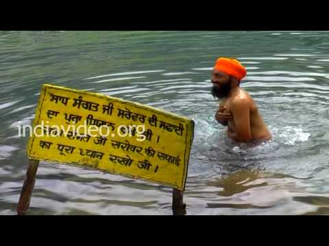 Hem Kund Sahib Gurudwara at Uttarakhand