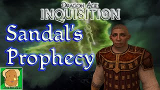 Dragon Age: Inquisition - Sandal