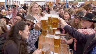 Производитель пива утопил своих конкурентов(Свыше100 миллионов евро - такова цена, которую пришлось...