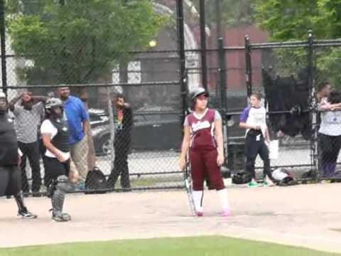 New Heights Academy Charter School 2013 Girls softball CHAMPIONS
