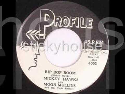 MICKEY HAWKS & THE NIGHT RAIDERS - BIP BOP BOOM