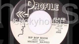 MICKEY HAWKS & THE NIGHT RAIDERS - BIP BOP BOOM