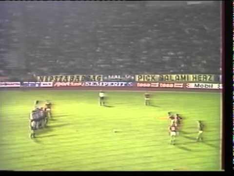 Magyarország - Ausztria 1984.09.26 - Kardos József gólja