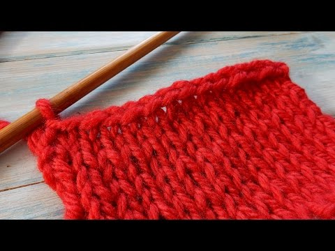 How to Cast Off in Knitting