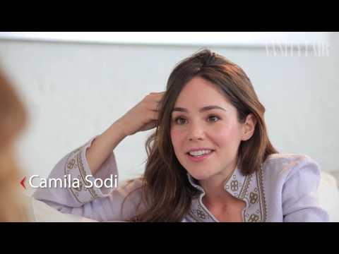 Camila Sodi habla por primera vez del Chicharito #ExclusivaVF