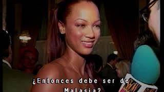 TB Entrevista a Tyra Banks para ShowBusinessTV en Casino MonteCarlo conducida por Boris Izaguirre