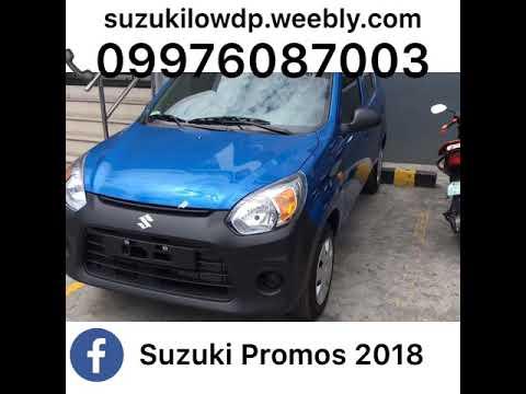 Suzuki Cars Philippines Promo