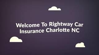 Cheap Car Insurance in Charlotte NC