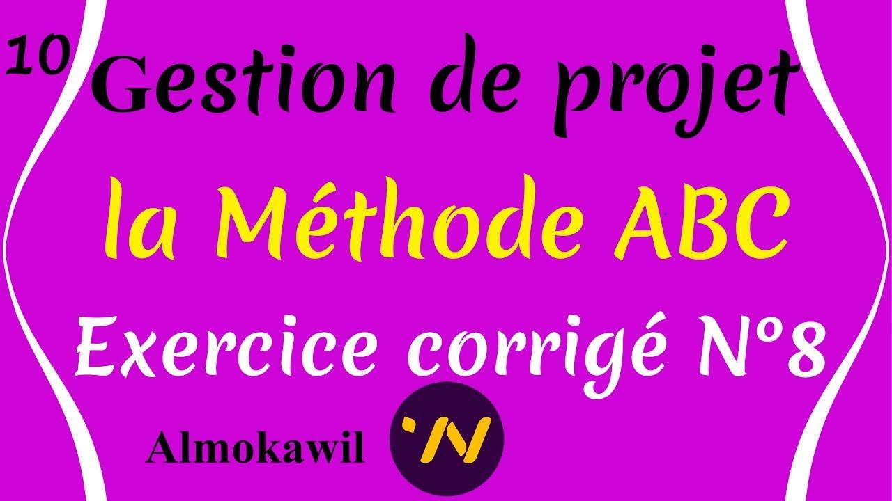 10_ gestion de projet la méthode abc contrôle de gestion ...