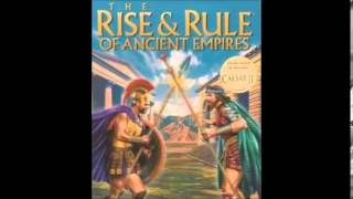 Rise and Rule of Ancient Empires OST - Egyptian