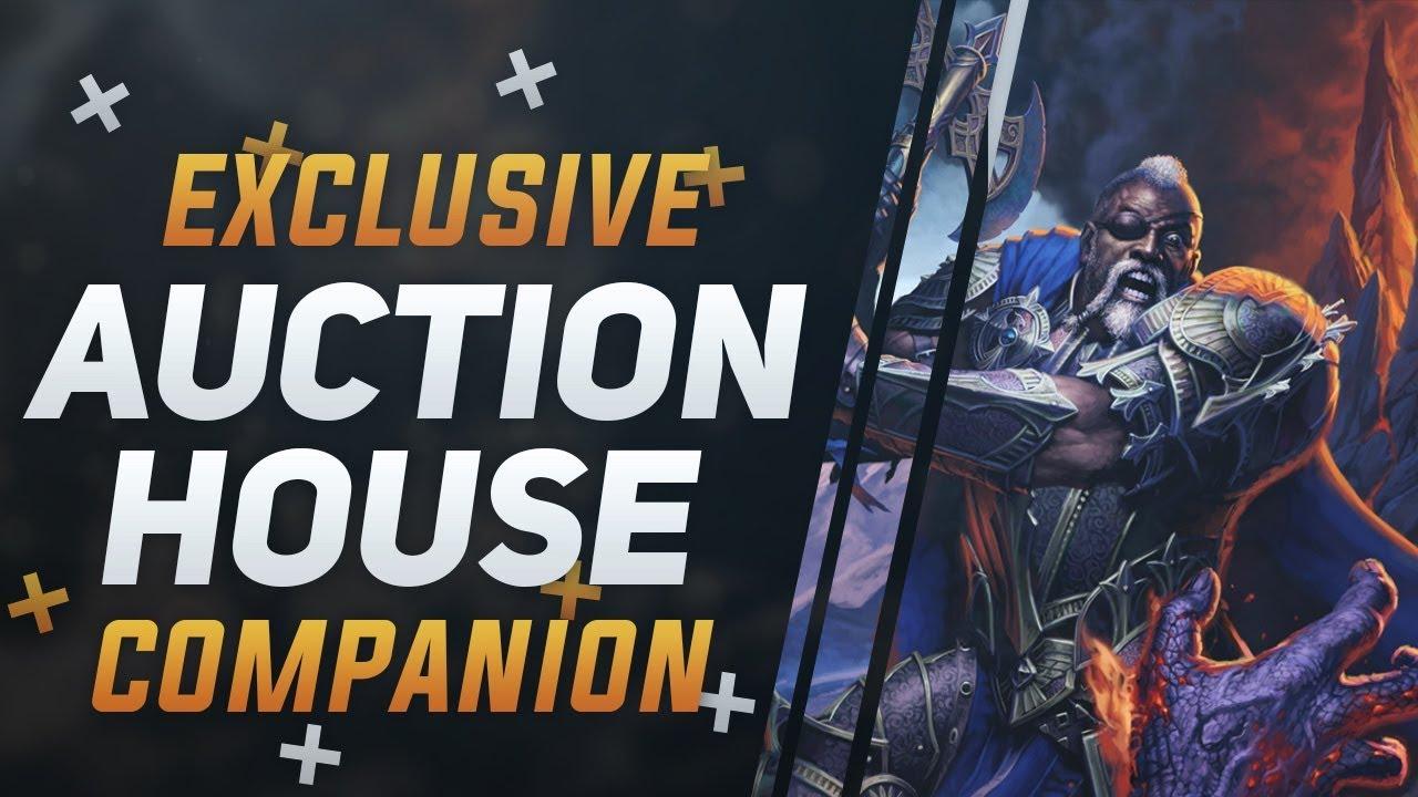 Exclusive Neverwinter Auction House Companion