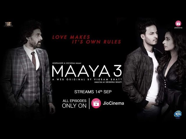 Maaya 3 | Official Trailer | A Web Original By Vikram Bhatt